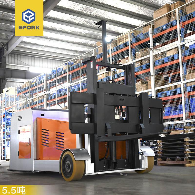 3-5.5T平衡重AGV叉车